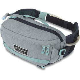 Dakine Hot Laps 5L Marsupio, lead blue